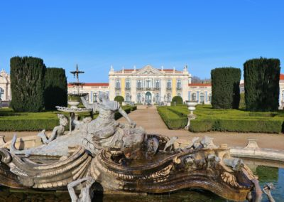 Lisbon's Forgotten Historical Palaces Tour (National Queluz and Ajuda Palace)