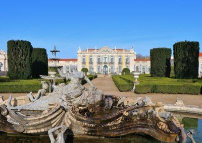 Tour aos Palácios Esquecidos de Lisboa (Palácio de Queluz e Ajuda)